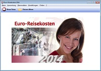 Euro-Reisekosten 2014
