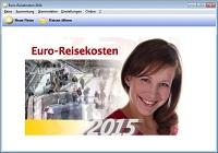 Euro-Reisekosten 2015