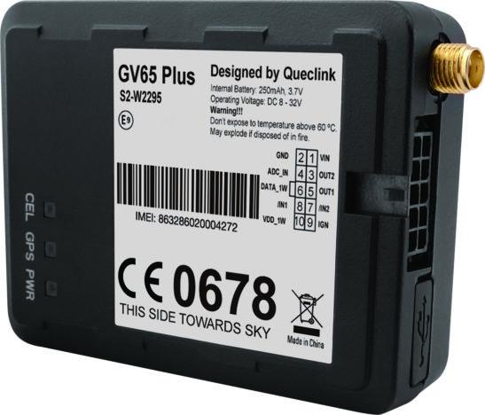 Ortungsgerät TRV-65N Plus