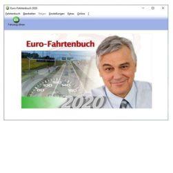 Euro-Fahrtenbuch 2020