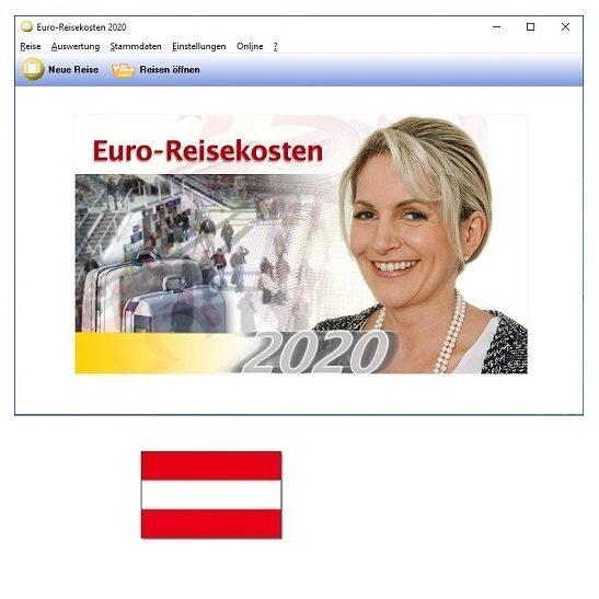 Euro-Reisekosten 2020 AT