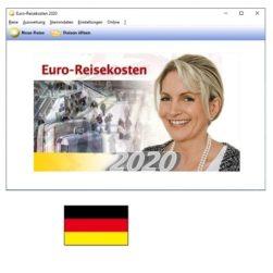 Euro-Reisekosten 2020