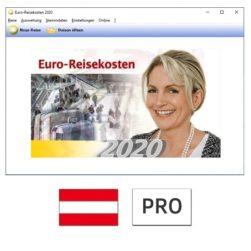 Euro-Reisekosten 2020 AT PRO