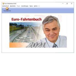 Euro-Fahrtenbuch 2021