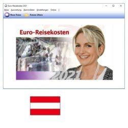 Euro-Reisekosten 2021 AT