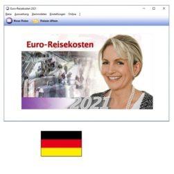 Euro-Reisekosten 2021