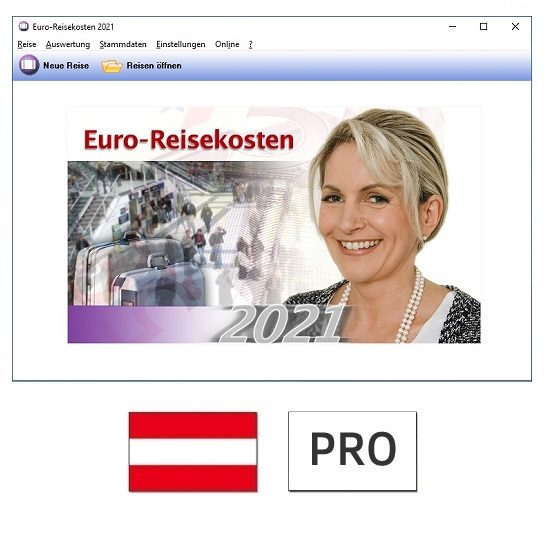 Euro-Reisekosten 2021 AT PRO